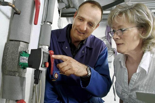 Moderne Pumpen sparen Energie