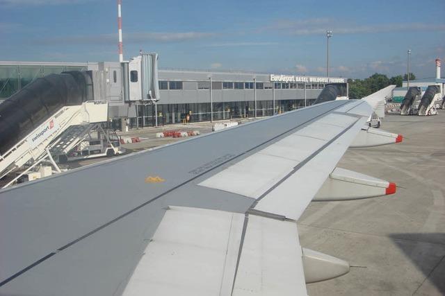 Kein Flugverkehr über Süddeutschland