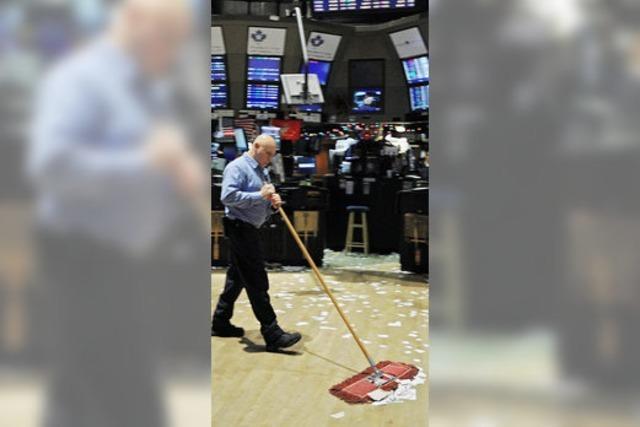 Börsenaufsicht der USA klagt Goldman Sachs an