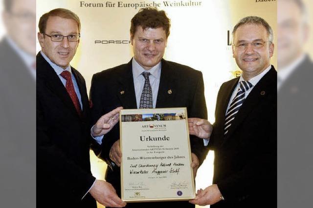 Artvinum Award für Auggen