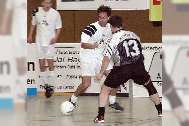 Fußballfest und Powerparty