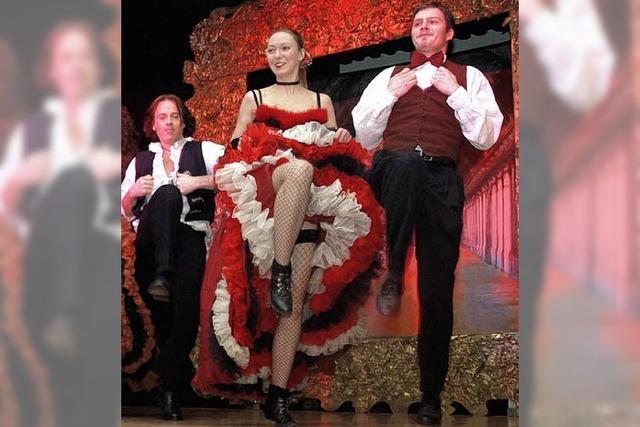 Moulin Rouge für jedes Alter