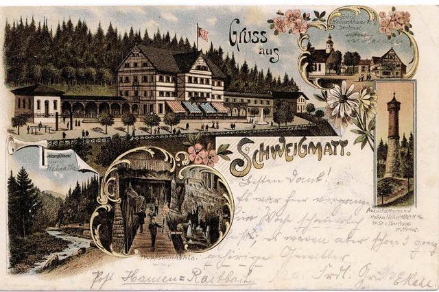Hebel in Briefmarkengröße