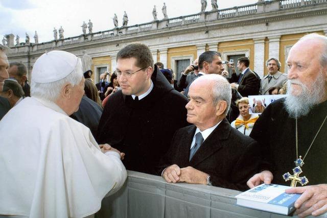 Nächstes Jahr nach Weltenburg zur Priesterweihe