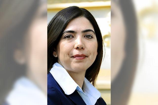 Erste Ministerin mit türkischer Herkunft