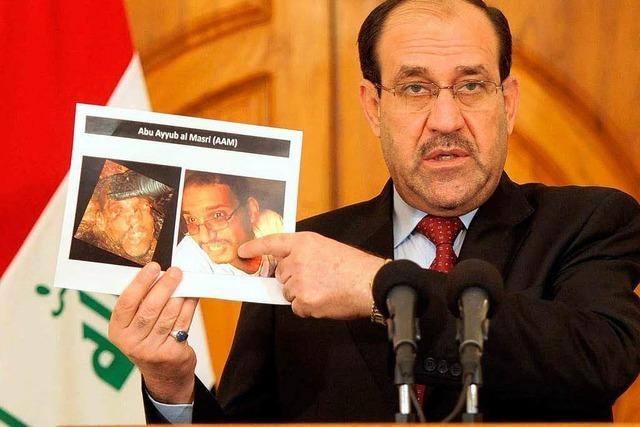 Al-Qaida-Anführer im Irak getötet