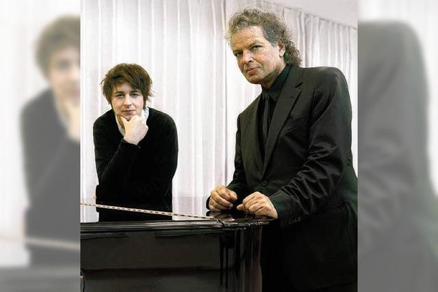 Grandioses Pianistenduo