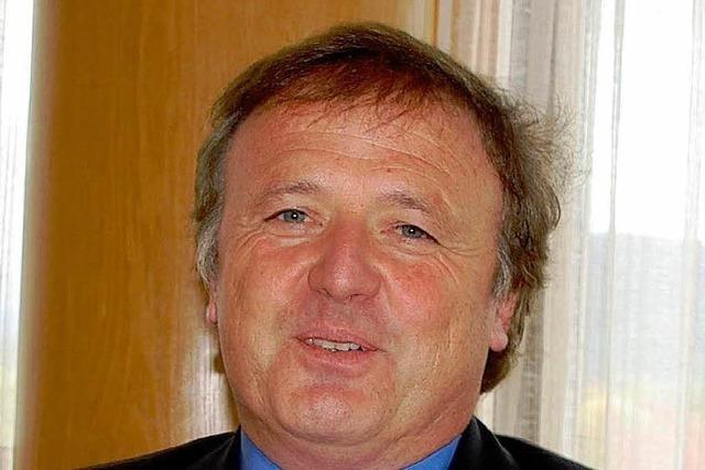 Klaus Brodbeck will für die FDP kandidieren