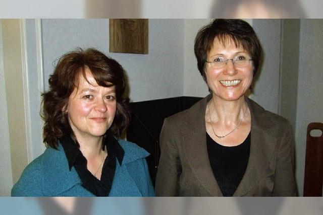 Elisabeth Wiesler Vorsitzende des Pfarrgemeinderats