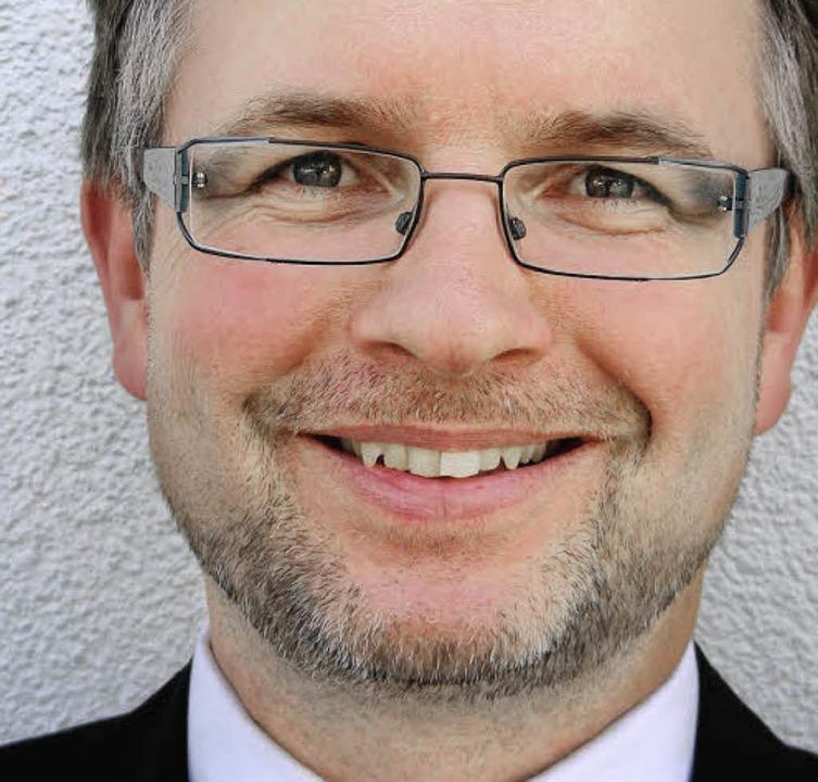 Frank Hirtle,Vorsitzender des evangelischen Kirchengemeinderates Grenzach      Foto: privat