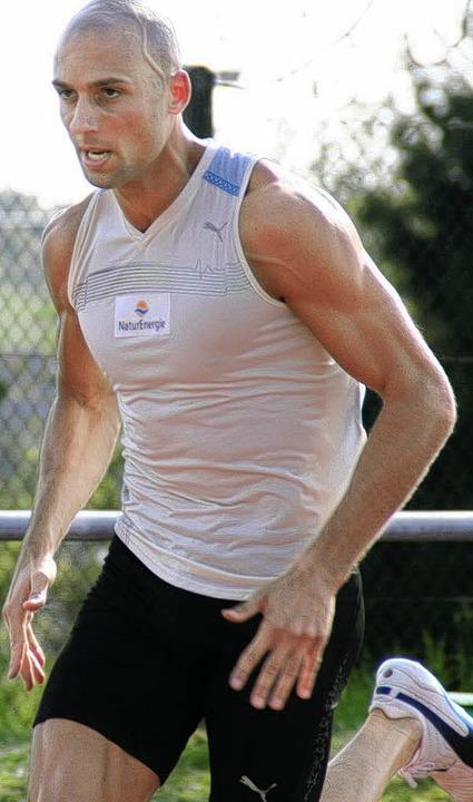 Ruwen Faller, hier beim Wehrer Läufer-...die Europameisterschaft noch möglich.   | Foto: simon david