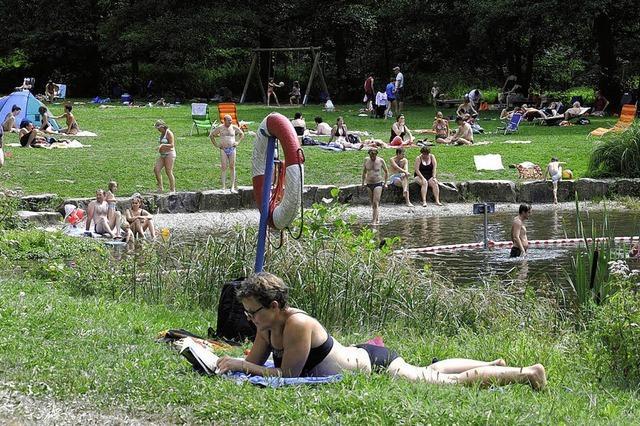 Naturbad könnte Alternative bieten