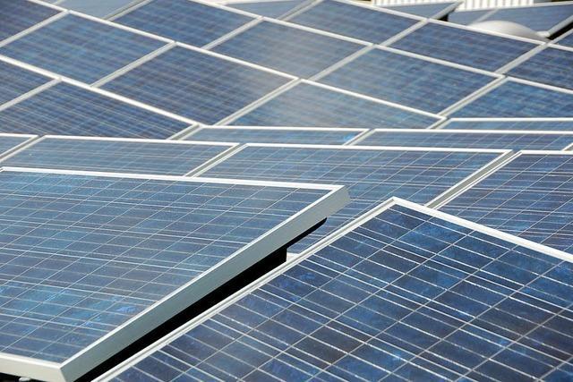 Klares Plädoyer für Solar