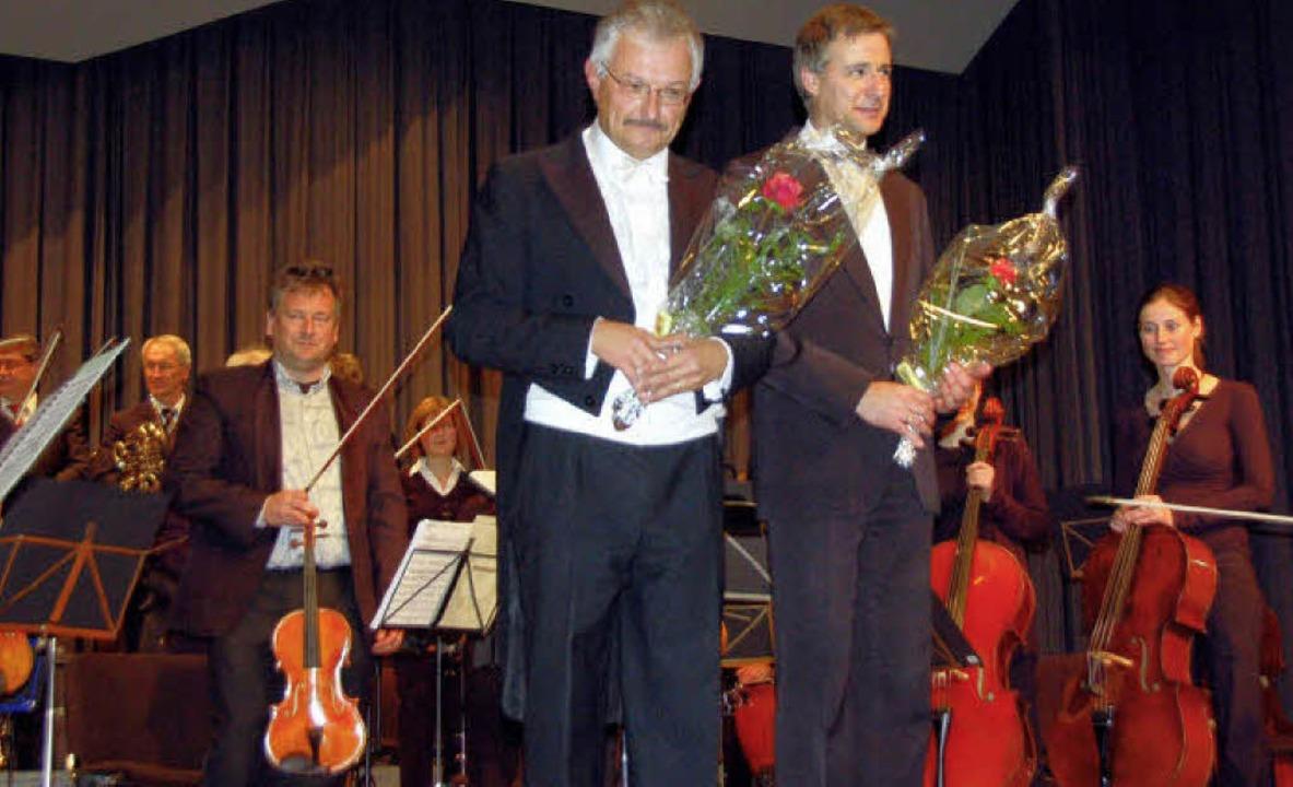 Orchesterkonzert des Waldshuter Sinfonieorchester  | Foto: Marcus Seuser