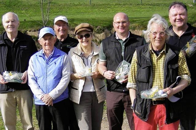 Golfsaison ist eröffnet
