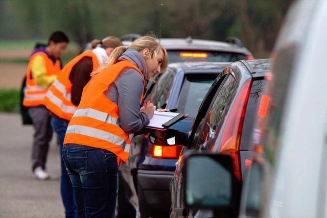 Gemeinden lassen den Verkehr zählen