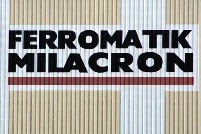Kurzarbeit statt Entlassungen bei Ferromatik