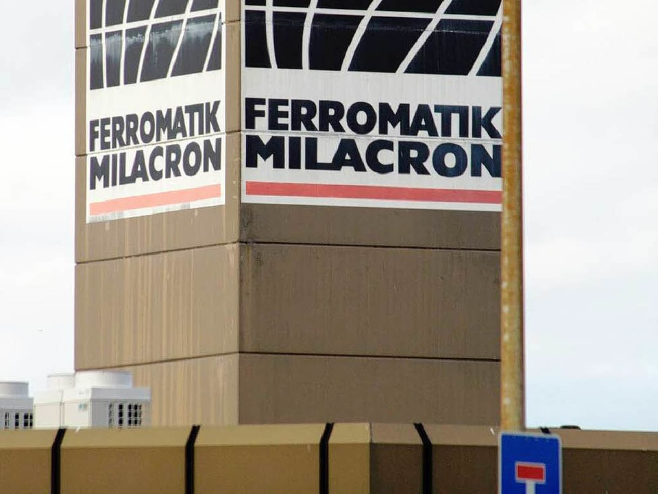 Firmengebäude in Malterdingen  | Foto: Hans-Peter Ziesmer