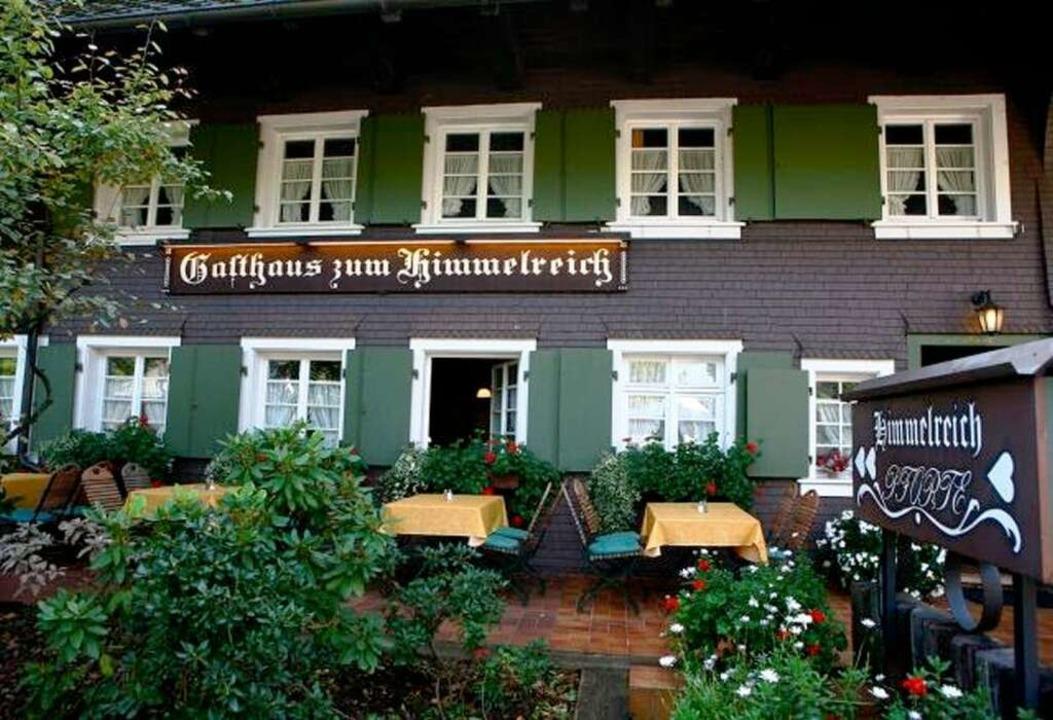 Das Gasthaus zum Himmelreich.  | Foto: privat
