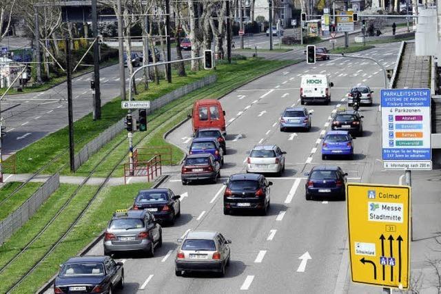 B31: Verkehrsführung Grund für viele Rotlichtverstöße?