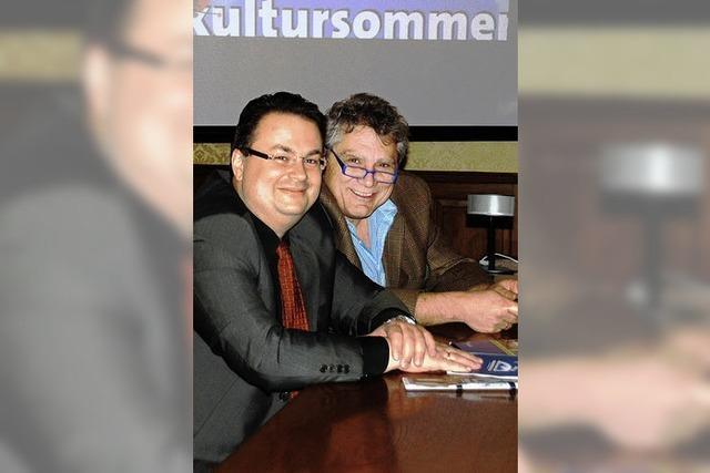 Gerd Birsner setzt stärker auf Kultur aus der Region