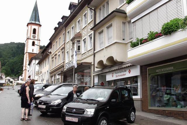 Starke Behinderungen der Kirchstraße