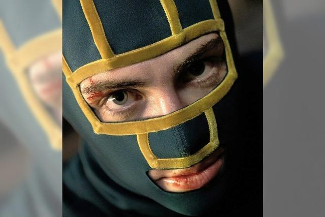 ACTION: Der geflickte Superheld