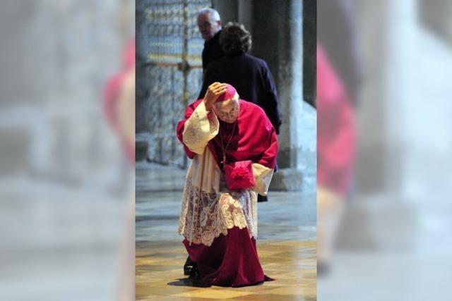 Bischof Mixa tritt zurück