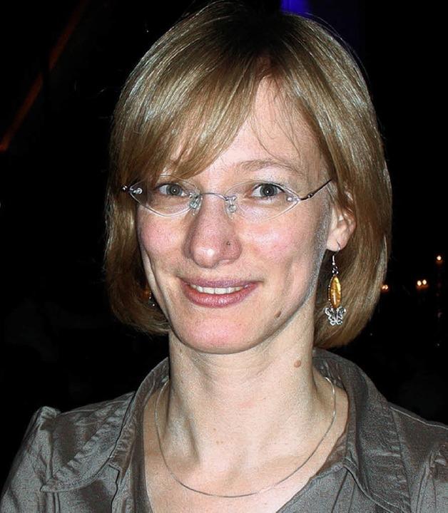 Freut sich auf ihr Jahr in der Ukraine: Tamara Münzer     Foto: m. schöneberg