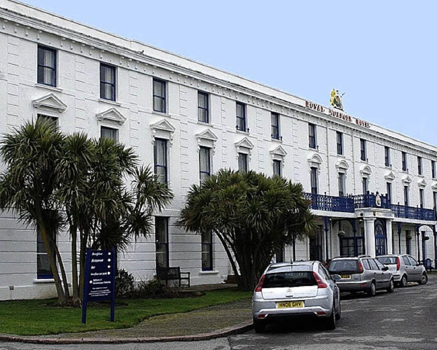 Royal Norfolk Hotel     Foto: Clevett