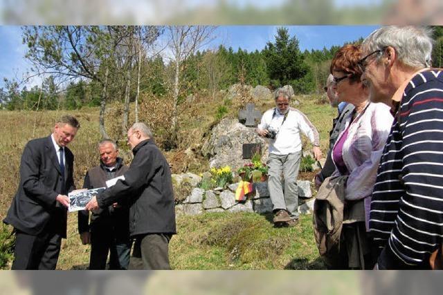 Gedenkstätte für Piloten soll würdiger Ort bleiben