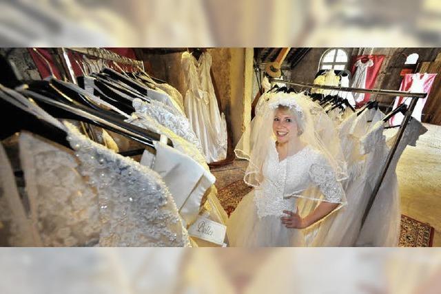 Im Brautkleider-Märchenwunderland
