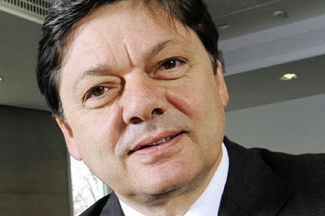 Theodor Sproll ist Prorektor der Hochschule
