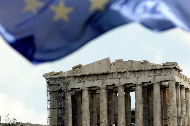 Fragen und Antworten zur Griechenland-Hilfe