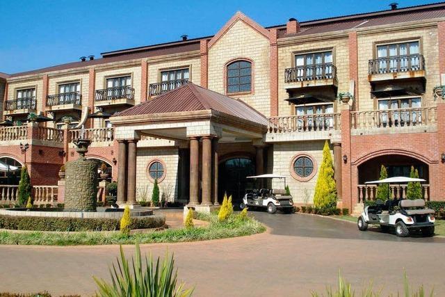 WM Südafrika: DFB-Hotel nicht sicher?