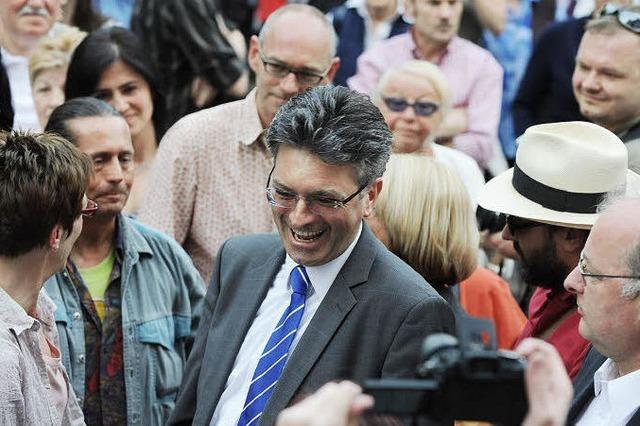 Salomon bleibt Oberbürgermeister