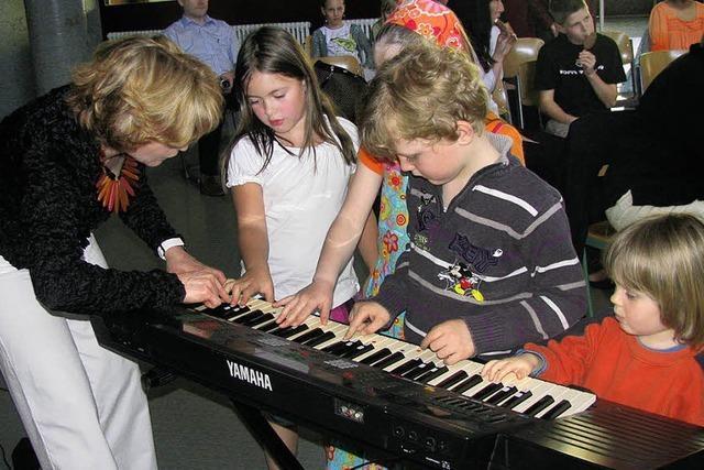Klavierspiel kann kinderleicht sein