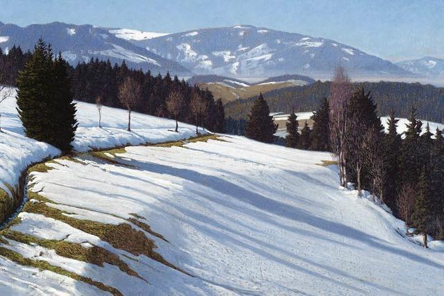 100 Werke von Hermann Dischler zu sehen
