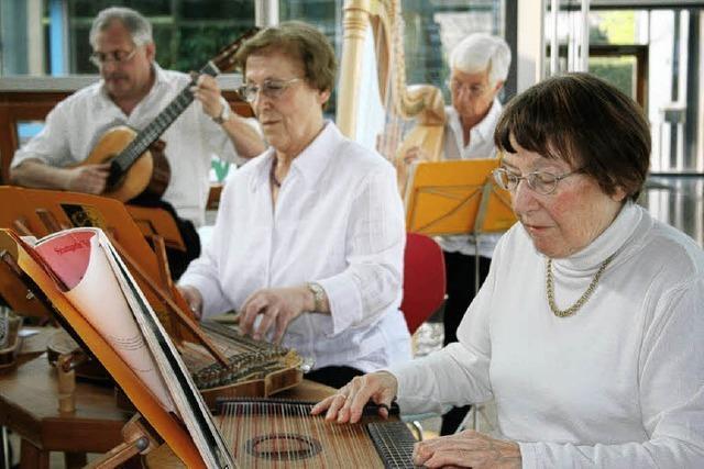 Volkslieder aus der Region