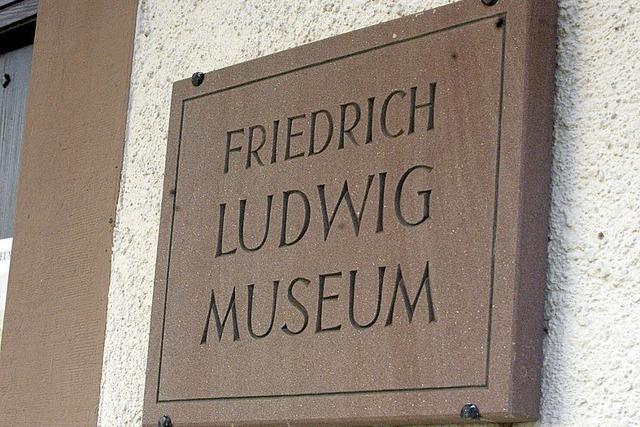 Ludwig-Bilder ins Wiesleter Rathaus?