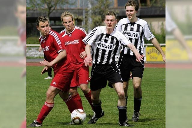 SV Buch gewinnt mit 4:0 – und Trainer Jehle hat Mitleid mit SV Karsau