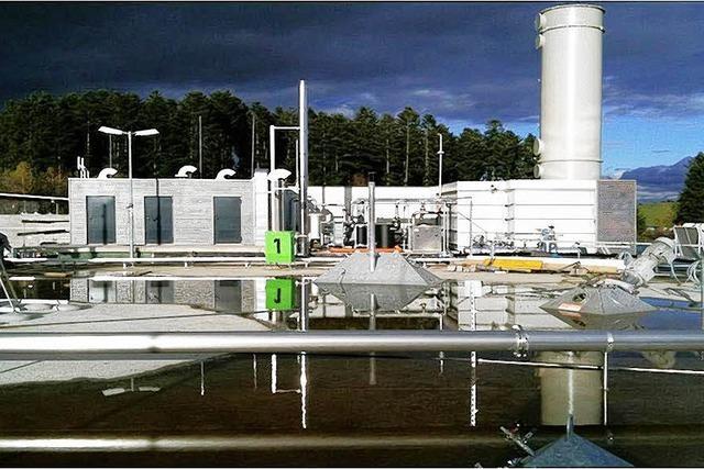 Grünes Gas aus Gengenbach