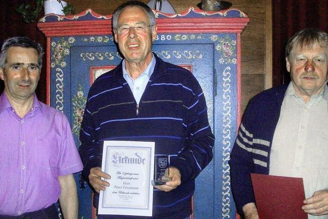 Zeller Hütte auf dem Feldberg bringt Geld in die Skiclub-Kasse