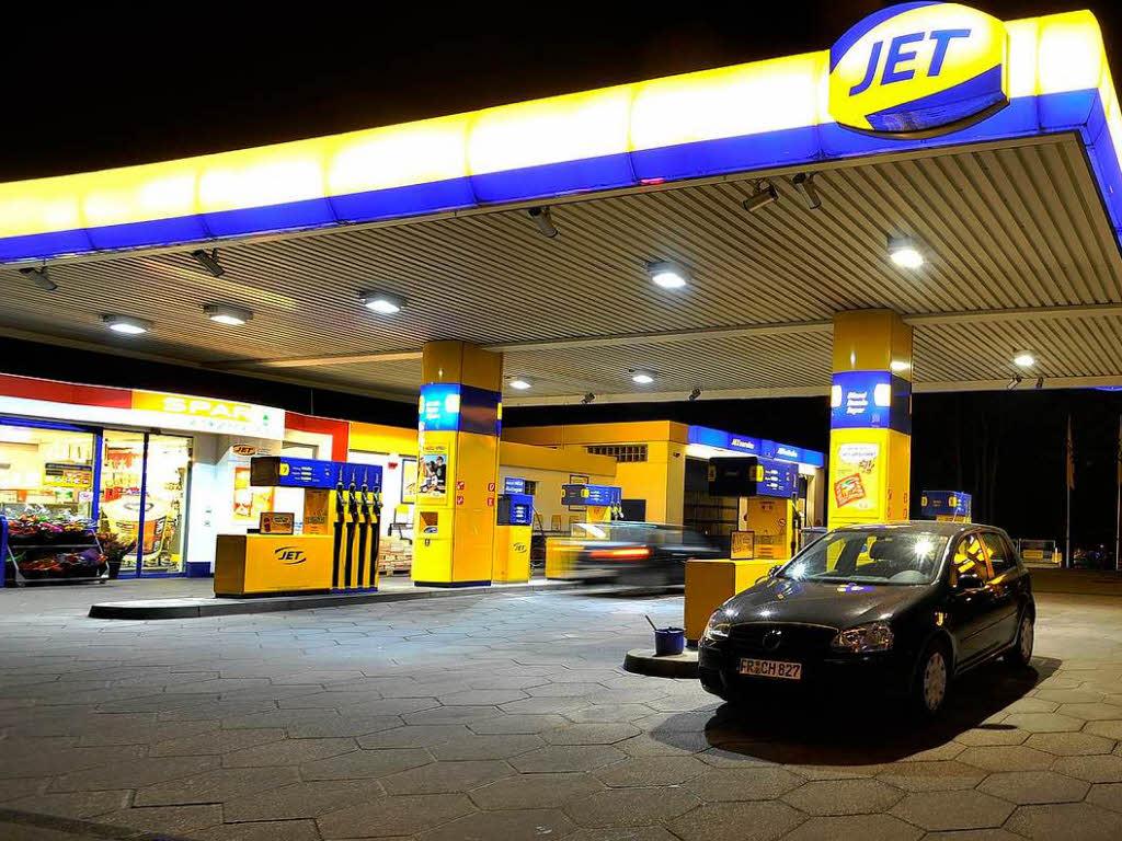 Jet Tankstelle Emmendingen