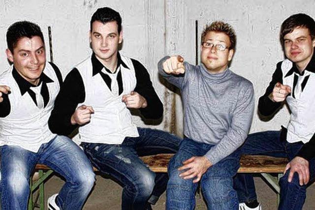 Band-Wettbewerb: Rock aus der Region