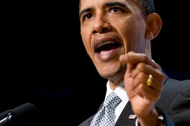 Obamas Finanzmarktreform gebremst