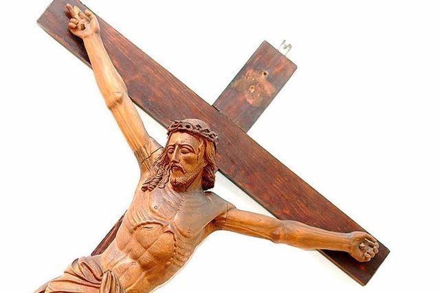 Debatte: Gehört das Kreuz ins Klassenzimmer?