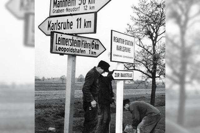 Ehemaliger OB wollte Atomforschung nach Freiburg holen