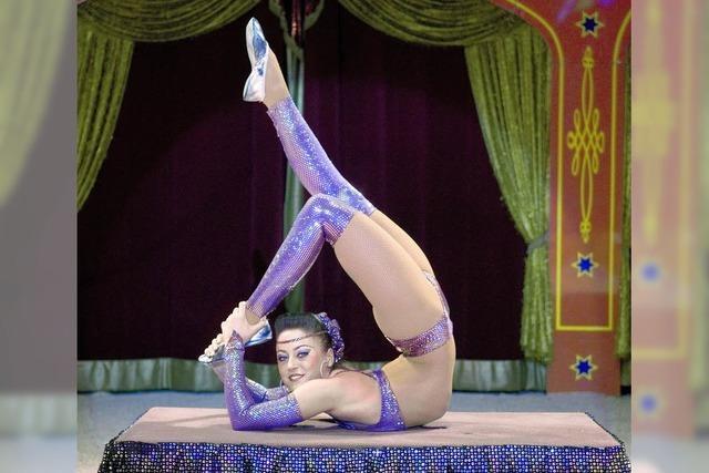 Circus Montana zu Gast