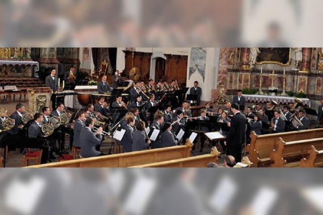 Als tanzten die Töne im Kirchenschiff